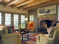 John Milner Architect | Design & Preservation | Chadds Ford, Pennsylvania