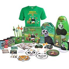 Win a fab Kung Fu Panda 3 movie goodie bag - http://www.competitions.ie/competition/win-fab-kung-fu-panda-3-movie-goodie-bag/