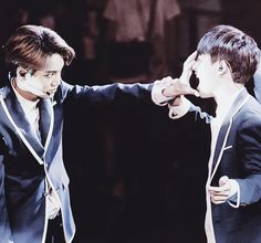 Daily life of my ultimate OTP: Kaisoo <3<3<3