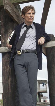 Rustin Cohle - True Detective True Detective, Pitch, Suits, Film, Dark, Tv, People, Fashion, Movie