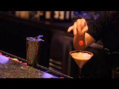 A Creme de Cacao Chocolate Martini : Gourmet Cocktails & Dessert Martinis