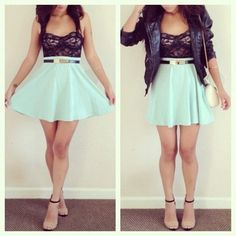 Cute party outfit ❤