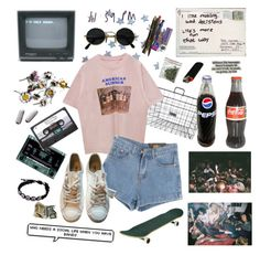 """American summer "" by lilyjey ❤ liked on Polyvore featuring Chicnova Fashion, Maison Margiela and Young & Reckless"