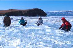 Percussionsitas siberianos usam lago congelado como instrumento musical   #CindyDrukier, #Etnobit, #LagoBaikal, #Música, #Sibéria