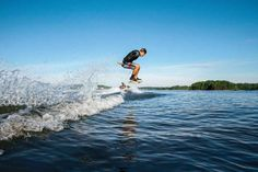 Top tips for learning how to wakeboard, wakesurf and wakeskate. #watersports