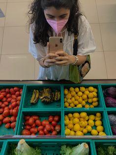 mirror selfie at the manav