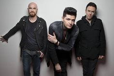 Mark , Danny and Glen better known as the script Journey Music, Danny O'donoghue, We The Kings, Mayday Parade, Disney Music, The Script, Soundtrack To My Life, Perfect Sense, Music Bands