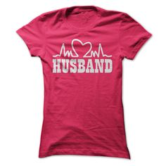 (Tshirt Great) Love My Husband [Tshirt design] Hoodies, Tee Shirts