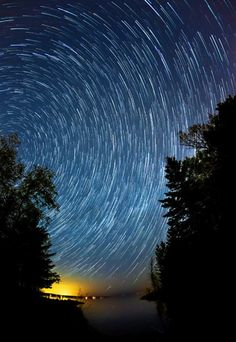 Tips For Photographing Star Trails at Night | DPS