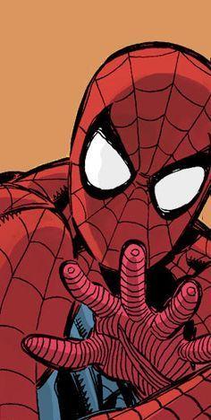 Spider-Man by Rick Leonardi Marvel Art, Marvel Dc Comics, Marvel Heroes, Marvel Avengers, Ms Marvel, Captain Marvel, All Spiderman, Amazing Spiderman, Marvel Wallpaper