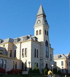 Anderson Hall at Kan