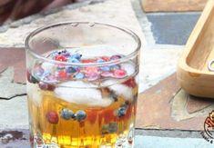 Gin au thé et à l'érable; une petite recette de cocktail à l'érable avec l'équipe d'Érable & Chalumeaux!