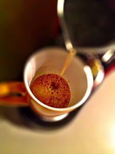 Guten Morgen…der #Kaffee zur Wochenmitte ist mal wieder ein #Arpeggio von @Nespresso mit Elan aufs Wochenende zu