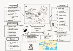 Cheat Sheets for Ancient World History-China World History Classroom, World History Teaching, Ancient World History, World History Lessons, Study History, History Teachers, High School World History, History Projects, Women's History
