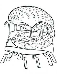 15 printable cloudy with a chance of meatballs 2 coloring pages