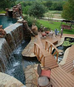 I NEED this backyard ASAP