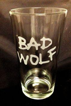 BAD Wolf Graffiti Doctor Who