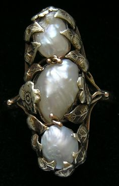 Pearl ring  ~ CE♥