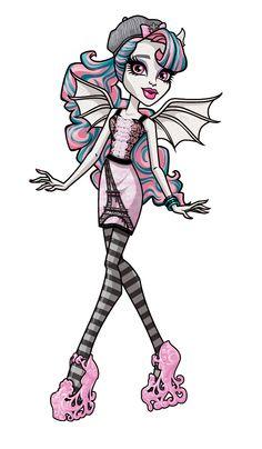 Rochelle Goyle - Monster High - Scaris