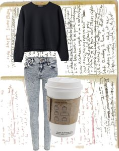 """""""casual friday"""" by lizzyg-cheshire ❤ liked on Polyvore"""