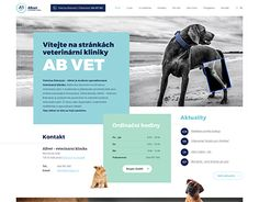"Check out new work on my @Behance portfolio: ""AB Vet"" http://be.net/gallery/42646491/AB-Vet"