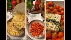 مكرونة التيك توك الترند 😍👨🏼🍳👨🏼🍳مع شروق النهدي - YouTube Healthy Food, Healthy Recipes, Guacamole, Vegetables, Ethnic Recipes, Healthy Foods, Healthy Eating Recipes, Vegetable Recipes, Healthy Eating