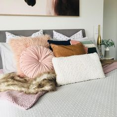 """Kmart Australia on Instagram: """"Create a home of possibility with our new Inspired Living range! We love how @becandnick_acreage_build has styled our $12 Eden Cushion and…"""" Kmart Home, Decorative Items, Kids Bedroom, Outdoor Spaces, Norfolk, Cushion, Range, Room Decor, Stove"""