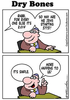 new year in jewish calendar