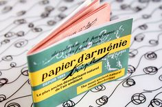 French Pharmacy finds 2.0: Papier D