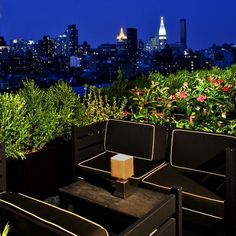 PHD Rooftop at The Dream Hotel