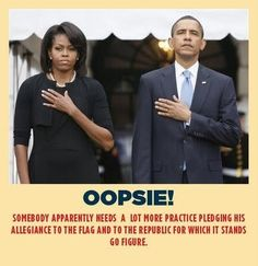 Sad... Left hand? Really? Right hand goes over heart when saying pledge of allegiance !
