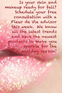 Are you ready to sparkle?