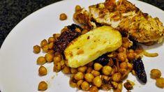 kurczak z ciecierzyca - proste przepisy Jest Pięknie South Beach Diet, Chicken, Meat, Food, Essen, Meals, Yemek, Eten, Cubs