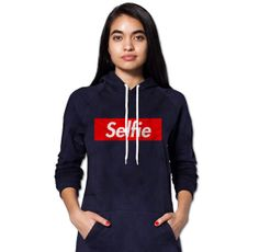 Hoodie Dress exclusive from DigitalThreads.co -- Why don't you take a selfie? It won't last longer. Our society is disposable. Our media is corruptible. Your opinion is their opinion. Buy this shit and you'll have a tag already built into your next picture. Socialize or else.  http://DigitalThreads.co