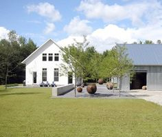 Modern Farmhouse | via Remodelista | House & Home