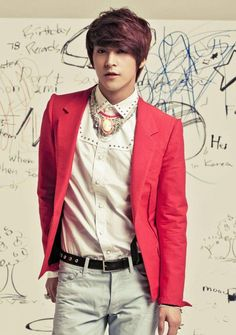 BEAST – Song Dong Woon (182 cm).
