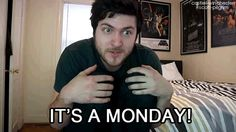 "Olan Rogers | Ghost in the Stalls ""It's a Monday."""