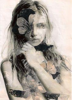 Annemiek Tichelaar # Collage Art...