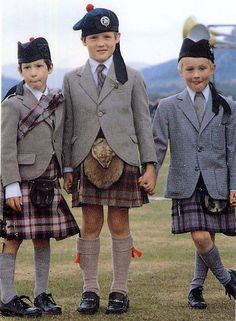 Wee Bonny lads!