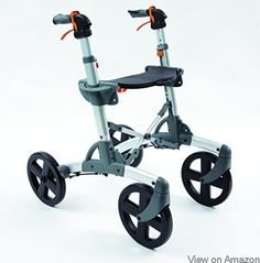 Awesome Top 10 Best Rollator Walkers in 2017 Reviews