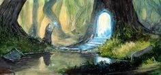 Image result for portal to other world