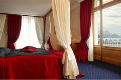 Suite Royale Dream Hotel, Above The Clouds, Rooms, Curtains, Home Decor, Bedroom, Bedrooms, Blinds, Decoration Home