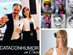 Publicaciones Business Help, Shows, Polaroid Film, Cata, Humor, Buenos Aires, Caricatures, Singers, Humour