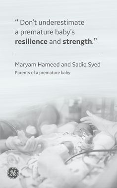 Maryam Hameed and Sadiq Syed are one of many families who has experienced prematurity and are sharing their words of wisdom and inspiration for others currently going through it. #baby #preemie #preterm #Worldprematurityday #premature #NICU #PrematurityAwarenessMonth #infant #neonatal