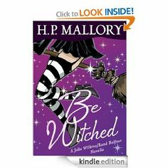 Be Witched Novella in the warlock, Rand's, perspective! Just .99!