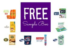 FREE Sample Box | I got 8 FREE Samples Today!