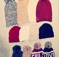 I wish I could pull off a hat like this. Teen Fashion, Fashion Beauty, Winter Fashion, Fashion Outfits, Garage Clothing, Winter Hats, Fall Winter, Urban Planet, Bag Accessories