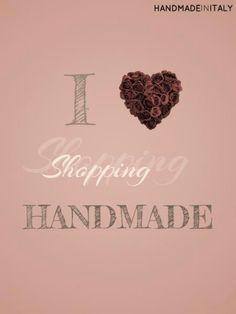 I love shopping handmade  lt 3 Go Shopping 05c163b07e5dd