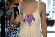 """Sahara""dress by Karavan, clothing for the wanderers"