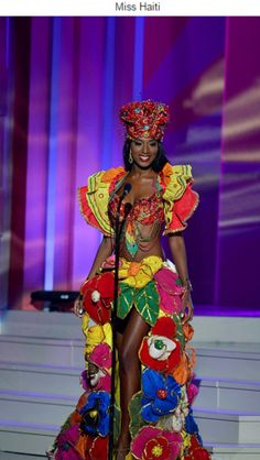 """burntpicasso: """" MISS HAITI IS THE ONLY ONE THAT MATTERS """" Ayiti Cherie!"""